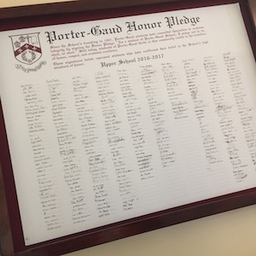 Pledging Your Honor, Signing Your Promise