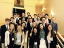 Model UN Delegation Has Strong Performance at GSU Conference