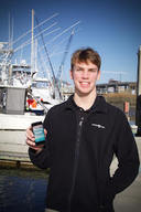 Rory Brown '19 Launches Fish!t App
