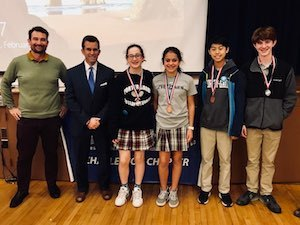 PG Takes MATHCOUNTS Title