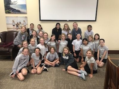 MS Girls In Program Wins Promising Practice Award